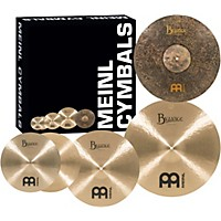 Meinl Byzance Standard Set With Free 18 Extra Dry Thin Crash