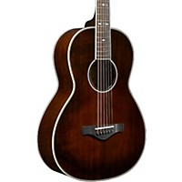 Ibanez Avn10 Artwood Vintage Parlor Acoustic Guitar Brown Vintage Sunburst