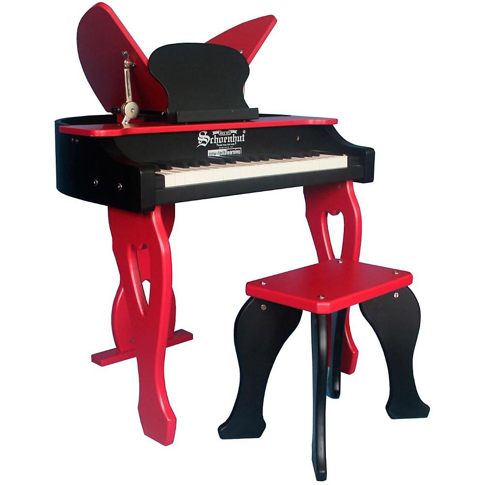 Schoenhut 37 Key Electronic Butterfly Red/Black
