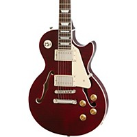 Epiphone Les Paul Es Pro Hollowbody Electric Guitar Wine Red