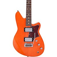 Reverend Descent Hc Electric Guitar Rock Orange
