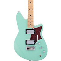 Reverend Descent Hc Electric Guitar Oceanside Green