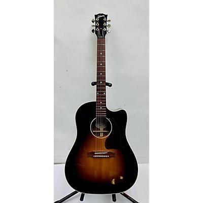 Gibson J45 Standard EC Acoustic Electric Guitar