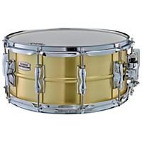 Yamaha Recording Custom Brass Snare Drum 14 X 6.5 In.