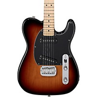G&L Asat Special Maple Fingerboard Electric Guitar 3-Tone Sunburst Black Pickguard