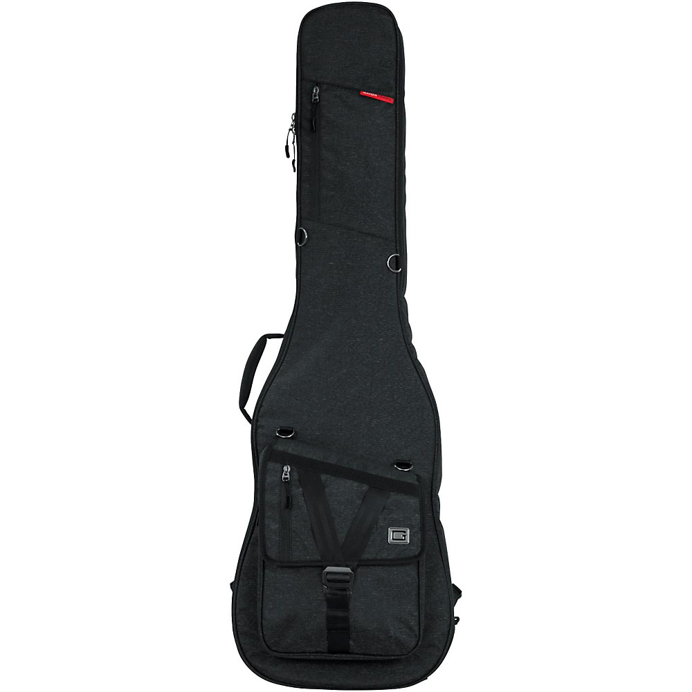 Gator Transit Series Bass Guitar Gig Bag Charcoal Black