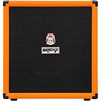Orange Amplifiers Crush Bass 100 100W 1X15 Bass Combo Amplifier Orange
