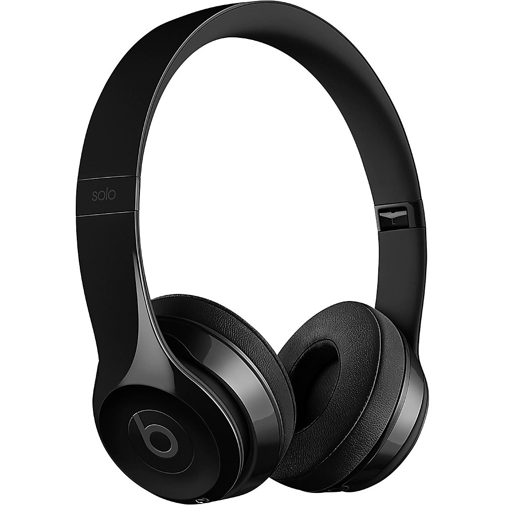 Beats By Dre Solo3 Wireless Headphones Gloss Black