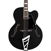 D'angelico Premier Series Exl-1 Hollowbody Electric Guitar Black