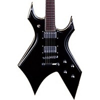 B.C. Rich Warlock Set Neck Electric Guitar Black