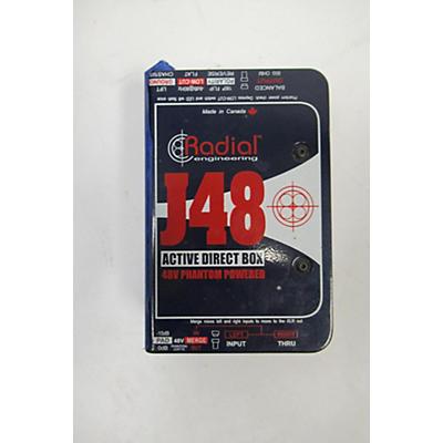 Radial Engineering J48 Direct Box
