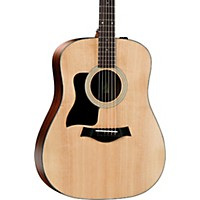 Taylor 100 Series 110E Rosewood Dreadnought Left-Handed Acoustic-Electric Natural