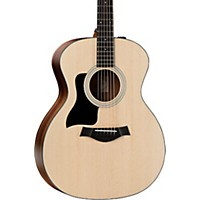 Taylor 100 Series 2017 114E Grand Auditorium Left-Handed Acoustic-Electric Guitar Natural