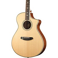 Breedlove Stage Concert Ce Acoustic-Electric Guitar Gloss Natural