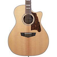 D'angelico Excel Fulton 12 String Acoustic Electric Guitar Natural