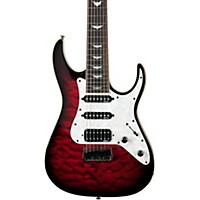 Schecter Guitar Research Banshee-7 Extreme 7-String Electric Guitar Black Cherry Burst