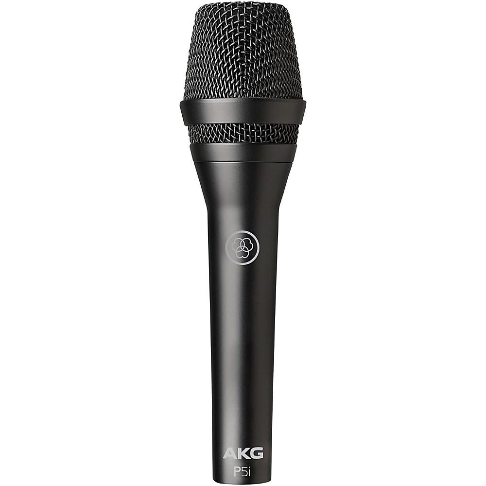 Akg P5i Handheld Vocal Microphone Black
