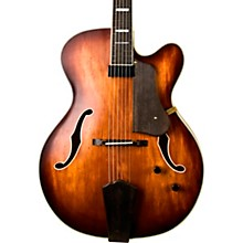 Washburn J600 Jazz Hollowbody Electric Guitar