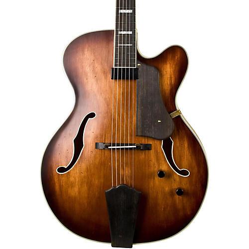 Washburn J600 Jazz Venetian Cutaway Electric Guitar
