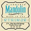 D'Addario J73 Phosphor Bronze Light Mandolin Strings thumbnail
