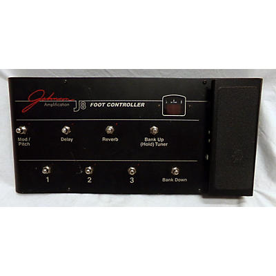 Johnson J8 Foot Controller Footswitch