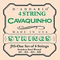 D'Addario J93 Cavaquinho Stainless String Set thumbnail