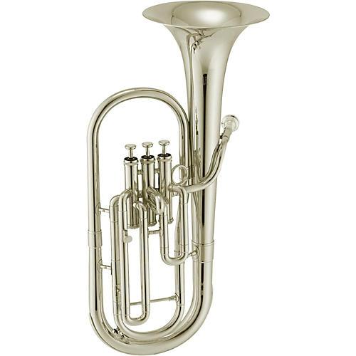 Jupiter JAH700 Series Alto Horn Condition 2 - Blemished Silver 194744291319