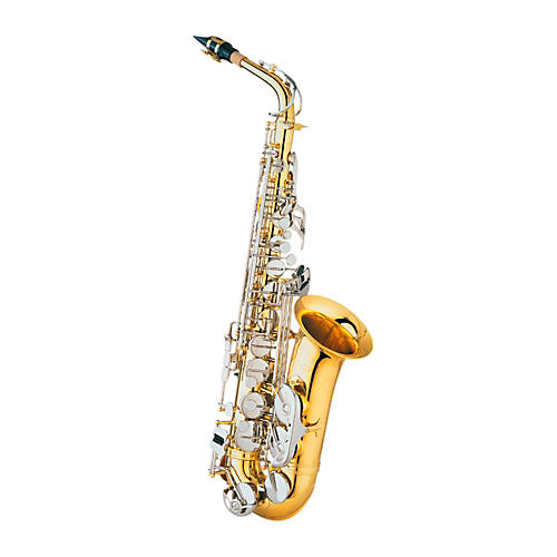 Jupiter JAS710GN Student Eb Alto Saxophone Lacquer