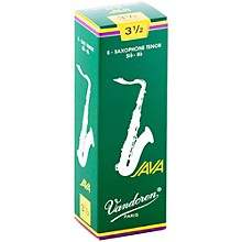 JAVA Tenor Saxophone Reeds Strength 3.5 Box of 5