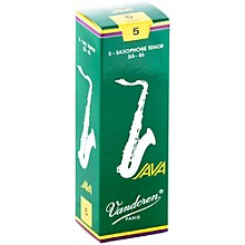 JAVA Tenor Saxophone Reeds Strength 5 Box of 5
