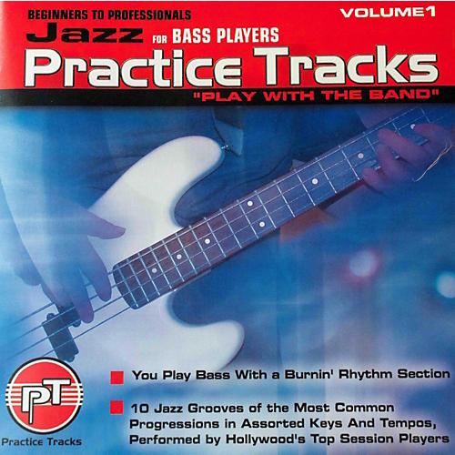 Practice Tracks JAZZ BASS CD