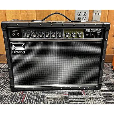 Roland JAZZ CHORUS 40 Guitar Combo Amp