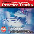Practice Tracks JAZZ DRUMS CD thumbnail