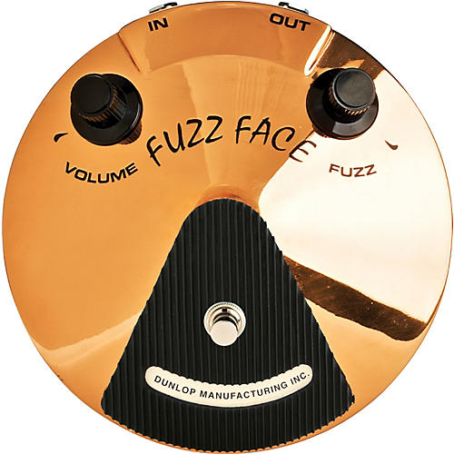 Dunlop JBF3 Joe Bonamassa Fuzz Face Guitar Effects Pedal