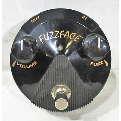 Dunlop JBF3B Joe Bonamassa Signature Fuzz Face Effect Pedal