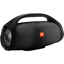Open Box JBL Boombox Wireless Bluetooth Waterproof Portable Speaker Black