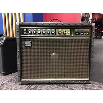 Roland JC60 JAZZ CHORUS 1X12 Guitar Combo Amp