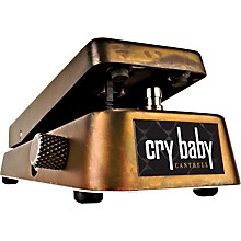 Open Box Dunlop JC95 Jerry Cantrell Signature Cry Baby Wah Guitar Effects Pedal