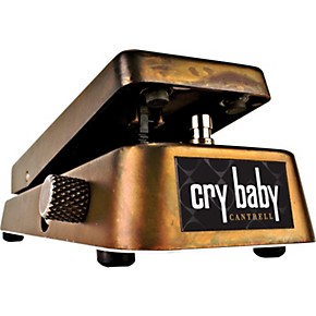 Dunlop Jc95 Jerry Cantrell Signature Cry Baby Wah Guitar