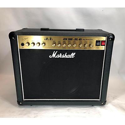 Marshall JCM2000 DSL401 Dual Super Lead Guitar Combo Amp