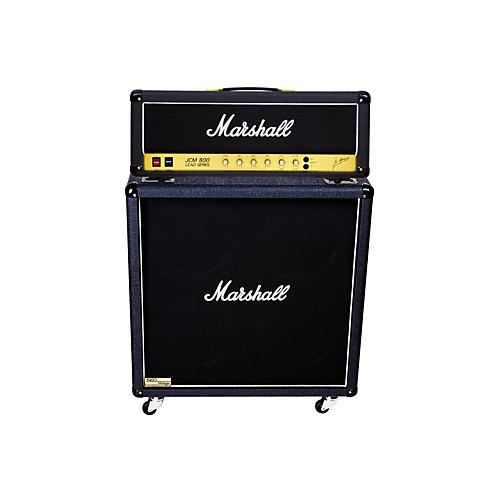 Marshall JCM800 2203 Vintage Series 100W Guitar Tube Head with 1960BV 280W 4x12 Cab