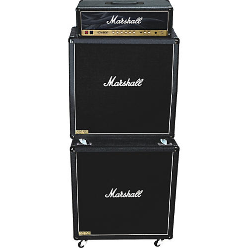 Marshall JCM800 2203KK, 1960AC, and 1960BC Full Stack