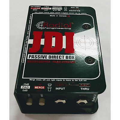 Radial Engineering JDI PASSIVE DIRECT BOX Direct Box