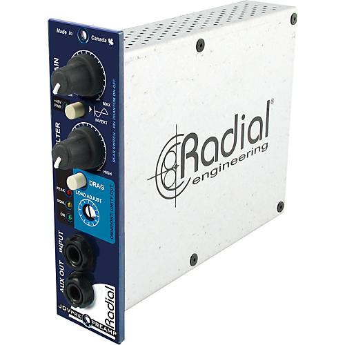 Radial Engineering JDV-Pre Instrument Preamp and DI