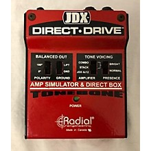 Radial Engineering JDX Direct Drive Effect Pedal