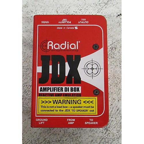 Radial Engineering JDX Pedal