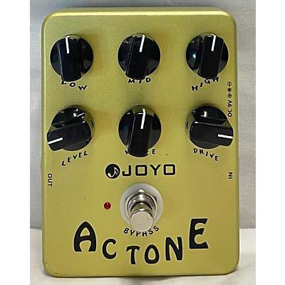 Joyo JF-13 AC Tone Vox Effect Pedal Effect Pedal