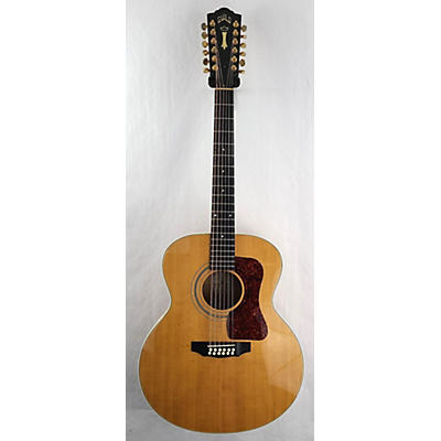 Guild JF 30-12 12 String Acoustic Electric Guitar