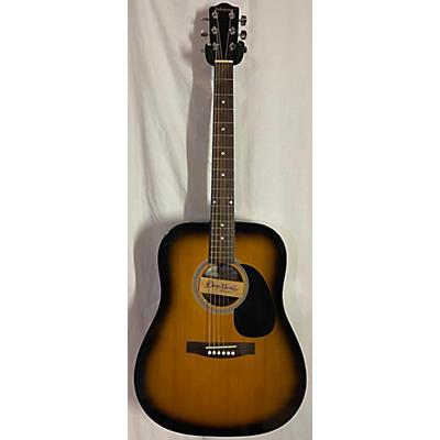Johnson JG 620 S Acoustic Guitar