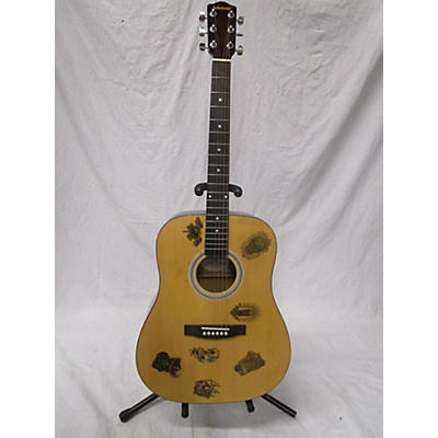 Johnson JG624N Acoustic Guitar